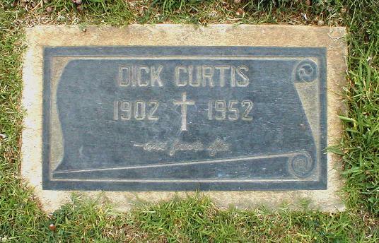 curtis stone. Dick Curtis