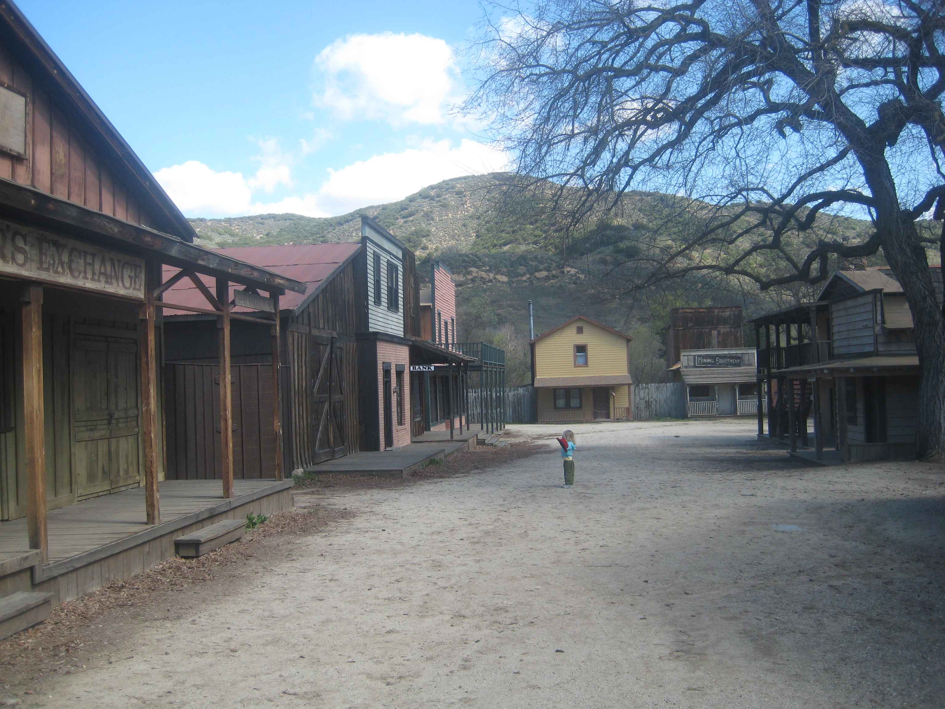 Paramount Ranch Charles Starrett One Fan S Journey